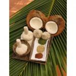 huid kokosolie