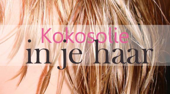 kokosolie haar
